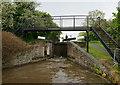 SO8857 : Offerton Bottom Lock by Pierre Terre