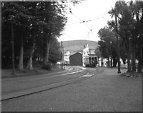 SC4384 : Laxey MER station by Dr Neil Clifton