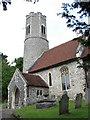 TG1904 : All Saints Church by Evelyn Simak