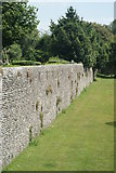 SU8504 : Chichester - Roman Walls by Peter Trimming
