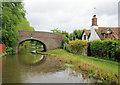 SO9161 : Shernal Green Bridge by Pierre Terre