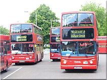 TQ3370 : On The Buses by Colin Smith