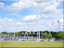 TQ3470 : Crystal Palace Athletics Stadium by Colin Smith