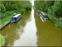SU3468 : Kennet and Avon canal, Hungerford by anonymous1000