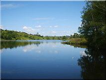 SD3683 : Bigland Fishery by Michael Graham
