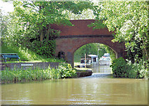 SO9262 : Entrance to Droitwich Canal by Pierre Terre