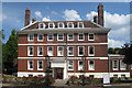 TQ7569 : Commissioners House, Main Gate Road, Chatham Dockyard, Kent by Oast House Archive