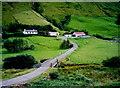 G6986 : Glengesh Pass - Farm by Joseph Mischyshyn
