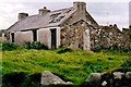 B8231 : Gweedore - Derelict house at Brinlack by Joseph Mischyshyn