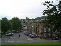 SK0573 : Buxton townscape by Gareth Hughes