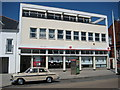 SS4526 : Bideford Post Office and a 1960s car by Philip Halling