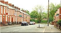 J3472 : Carmel Street, Belfast (2) by Albert Bridge