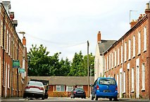 J3472 : Harrow Street, Belfast (1) by Albert Bridge