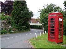 ST6601 : Telephone box, Cerne Abbas by Maigheach-gheal