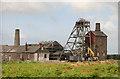 SW6641 : Robinson's Shaft, South Crofty Mine by Helen Wilkinson
