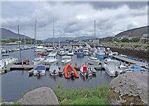 V4679 : Caherciveen marina by Dennis Turner