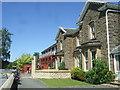 NY8383 : Riverdale Hall Hotel by Simon Johnston