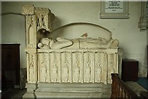 SO4465 : Tomb of Sir Richard Croft by Richard Croft