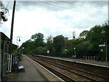 TQ2151 : Betchworth Railway Station by Stacey Harris