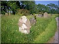 SN1410 : St Elidyr's Church, Ludchurch by welshbabe