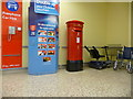 SY6889 : Dorchester: postbox № DT1 212, Tesco, Weymouth Avenue by Chris Downer