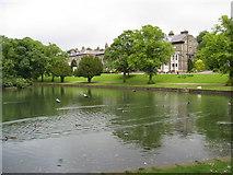 SK0573 : Buxton - Pavilion Gardens by Alan Heardman