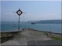 SH5873 : Bangor Pier by Nigel Mykura
