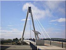 SD3317 : Marine Way Bridge by Alexander P Kapp
