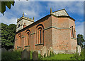 SE8042 : St Everilda's Church, Everingham by Paul Harrop