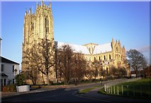 TA0339 : Beverley Minster by Dr Patty McAlpin