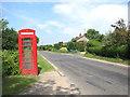 TG2504 : K6 Telephone box by Evelyn Simak