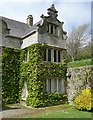 SW8458 : The north wing, Trerice, Newlyn by Humphrey Bolton