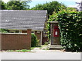 ST8102 : Milton Abbas: postbox № DT11 144 by Chris Downer