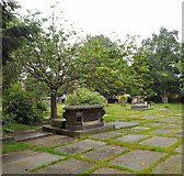 SJ8588 : Parish Burial Ground by Gerald England