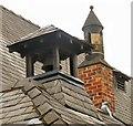 SJ8688 : St Cuthbert's Bell by Gerald England