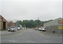 SE1522 : Sherwood Road - Armytage Road by Betty Longbottom
