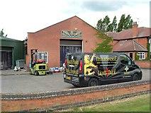 SK7962 : Milestone Brewery, Cromwell by Paul Shreeve