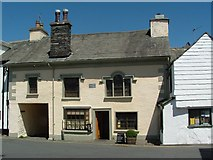 SD3598 : Beatrix Potter Gallery - on a sunny day! by Paul Shreeve
