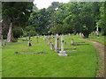 SU7887 : Cemetery Pheasant's Hill by Shaun Ferguson
