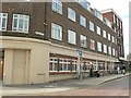 TL0449 : BT Offices, Harpur Street, Bedford by Rich Tea