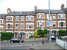 TQ2775 : Latchmere Road by Colin Smith