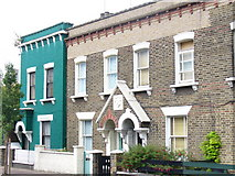 TQ2775 : Terraced Housing, Latchmere Road by Colin Smith