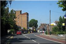 TQ5473 : Lowfield Street, Dartford by Oast House Archive