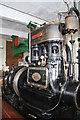 SD9311 : Steam engine, Ellenroad Engine House by Chris Allen