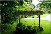 SP5036 : Entering Kings Sutton by Graham Horn