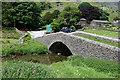 NY4805 : The bridge at Sadgill by Nigel Brown