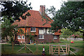 TQ5247 : Margavon Cottage, Charcott, Kent by Oast House Archive