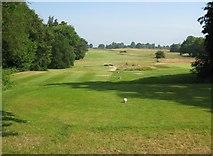 TQ0893 : Moor Park: Sandy Lodge Golf Club by Nigel Cox