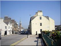 NO8785 : Allardice Street (A957) by Stanley Howe