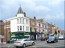 TQ2775 : Road Junction, Lavender Hill by Colin Smith